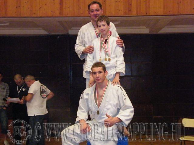 A Szűcs család a 2011-es Magyar Bajnokságon 8 aranyérmet nyert!