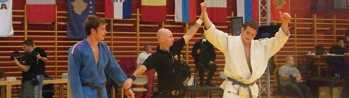 Szűcs Kristóf 'IronMan' grappling Világbajnok