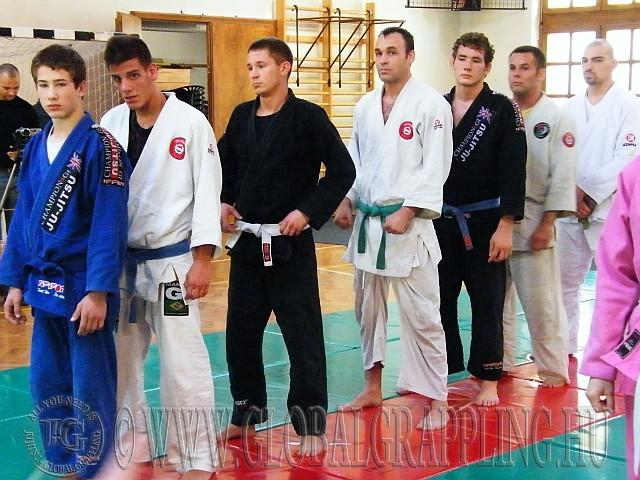 A Tatami Centrum csapata