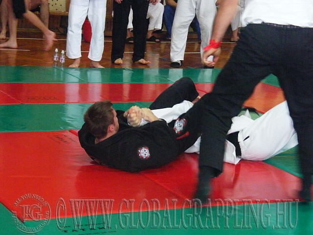 Gi Grappling