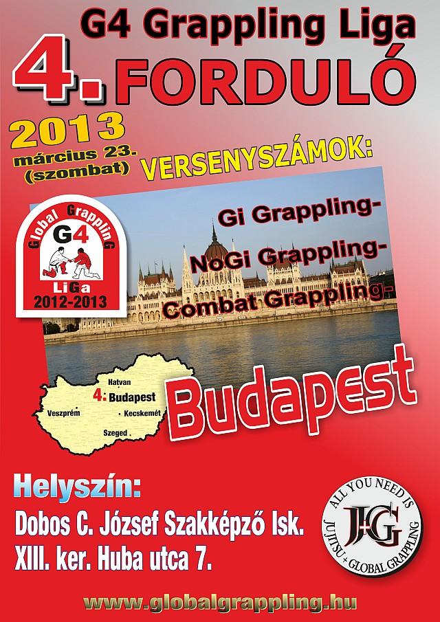A verseny plakátja