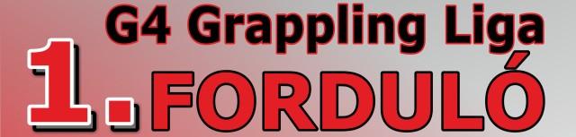 G4 Grappling Liga 2013-2014 évad 1. fordulója