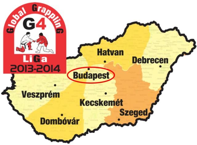 A verseny a Global Grappling Liga 2013-2014-es évadának a 3. fordulója