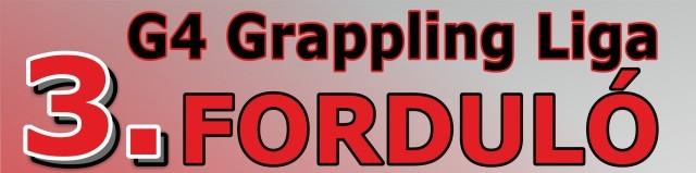 G4 Grappling Liga 2013-2014 évad 3. fordulója