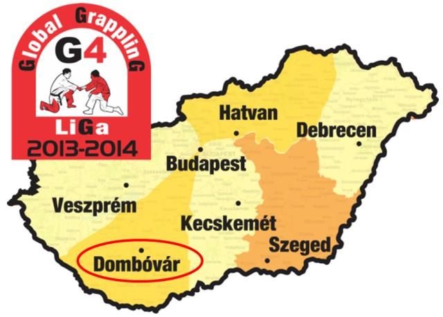 A verseny a G4 Grappling Liga 2013-2014-es évadának 7. fordulója