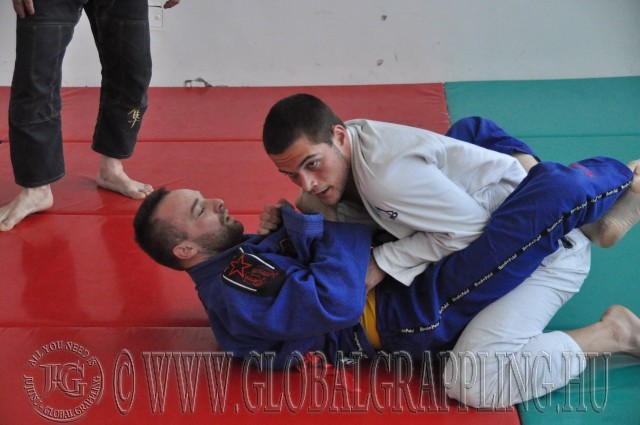 Gi Grappling küzdelem
