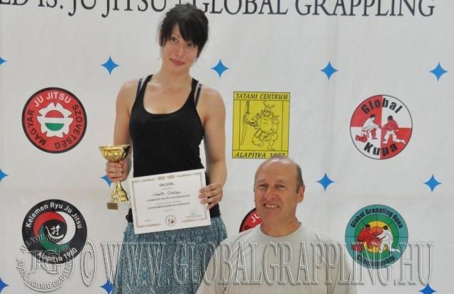 A Legeredményesebb Női Versenyző Németh Orsolya