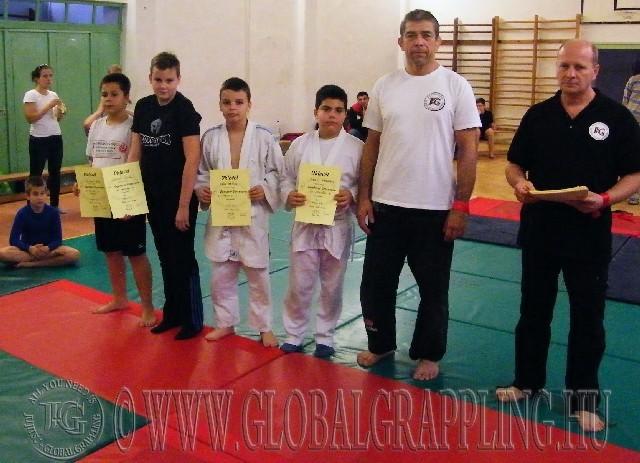 Gi Ifjúsági II. kategória eredményhirdetése