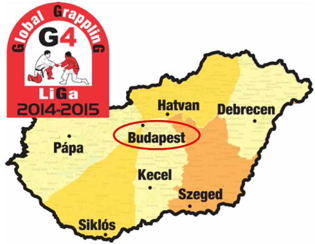 A verseny a G4 Grappling Liga 2014-2015-es évadának 3. fordulója
