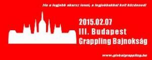 III. Budapest Grappling Bajnokság