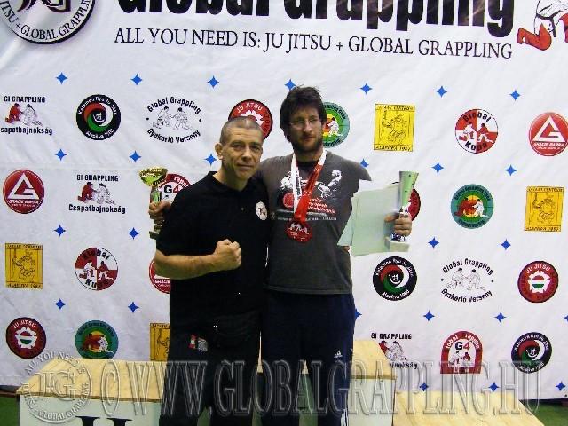 Legeredményesebb férfi versenyző: Ördög Balázs – Miskolci Ju Jitsu Egyesület