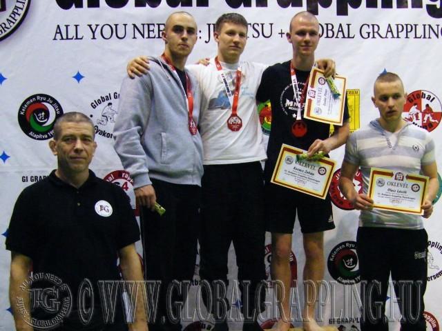 A versenyen díjat adott át Fekete Sándor Világ- és Európa Bajnok