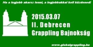 II. Debrecen Grappling Bajnokság