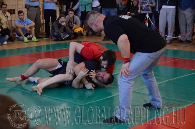NoGi Open 80+ kg: gigászok csatája