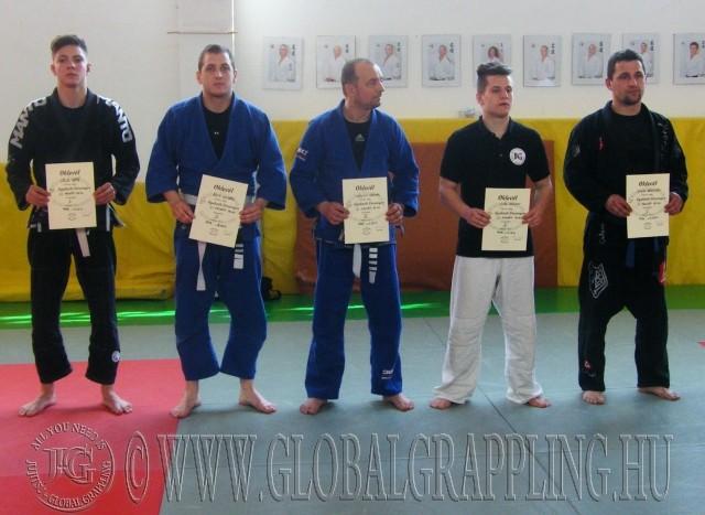 A Gi Felnőtt 80 kg kategória résztvevői