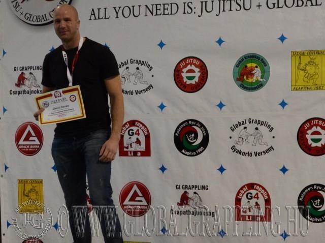 A Kesztyűs Küzdelem Felnőtt Férfi 95 kg dobogója