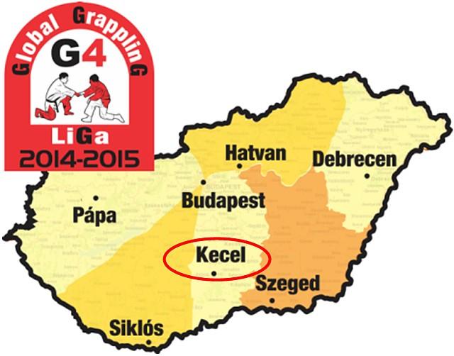 A verseny a G4 Grappling Liga 2014-2015-es évadának 6. fordulója
