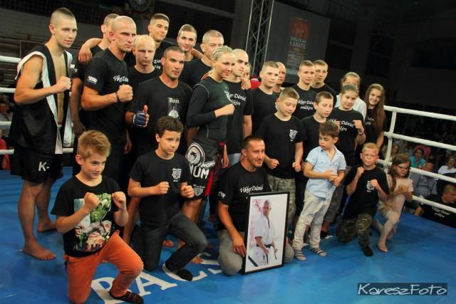 Nándor Vancsik and the Bács-Team (photo by KareszFoto)