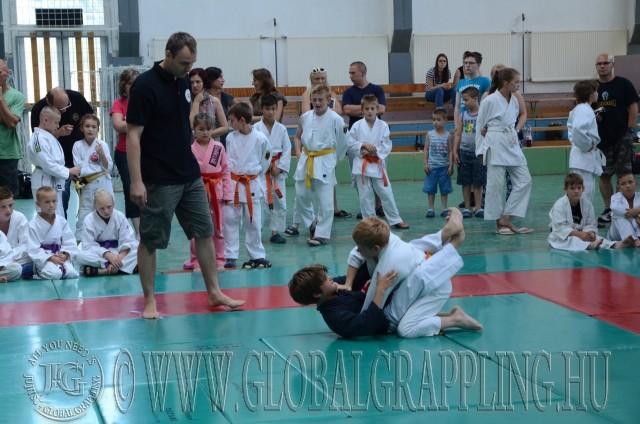 Gyerekek nagy számban indultak a versenyen