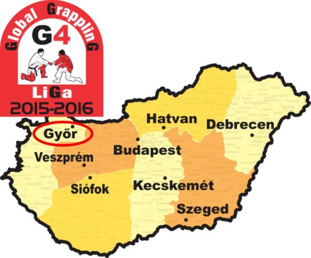 A verseny a G4 Grappling Liga 2015-2016-os évadának 2. fordulója