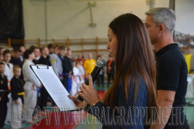Pálinkás Szilvia emlékezett a sporttársainkra a Megnyitó ünnepségen
