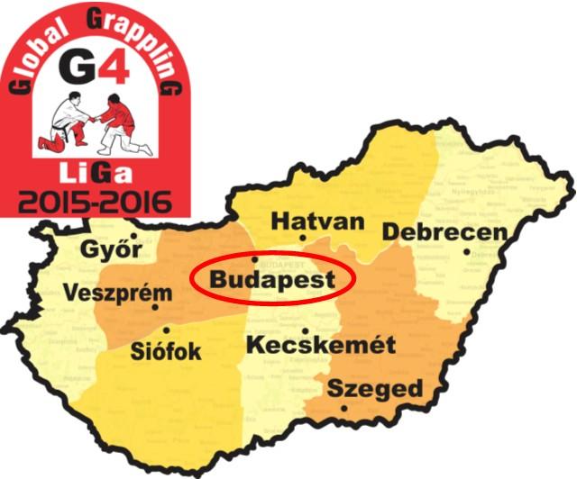A verseny a G4 Grappling Liga 2015-2016-os évadának 4. fordulója