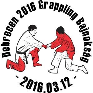 Debrecen 2016 Grappling Bajnokság emblémája