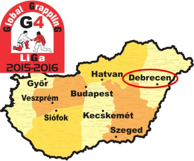A verseny a G4 Grappling Liga 2015-2016-os évadának 5. fordulója