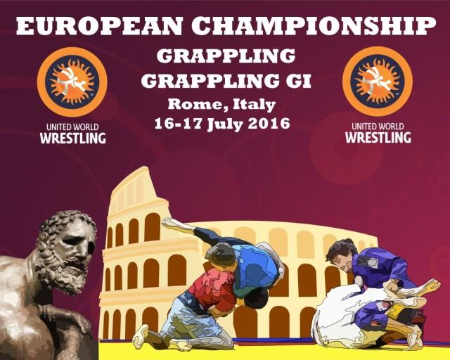 Az Európa Bajnokság plakátja