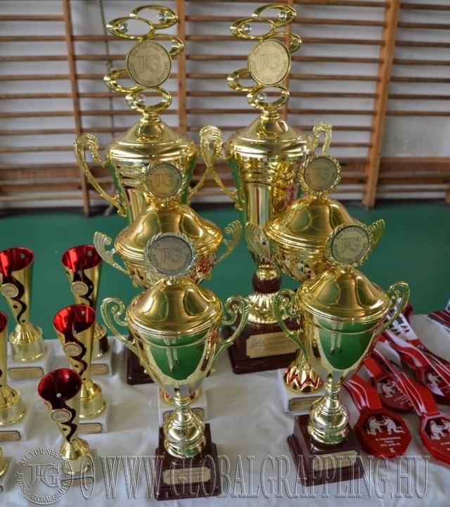 A Csapatbajnokság vándorkupái