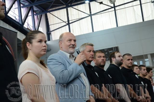 Tóth Krisztina a MDSZ és Farkas Tibor az MBSZ képviseletében részt vett a versenyen