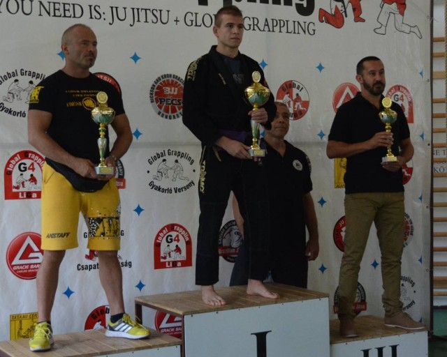 A negyedik évad győztes klubjai: I. Tatami Centrum, II. Miskolci Ju Jitsu Egyesület, III. Bács-Team