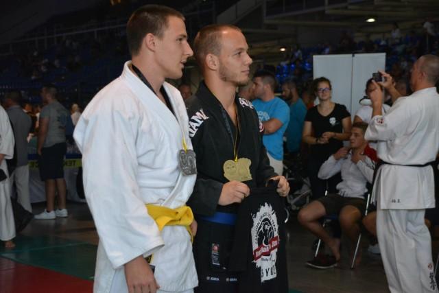 A Gi Grappling Férfi 75 kg kategória győztesei