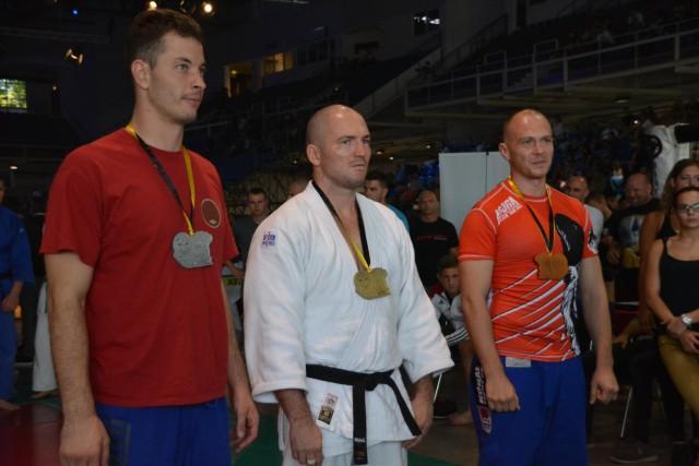 A Gi Grappling Férfi 90 kg kategória győztesei