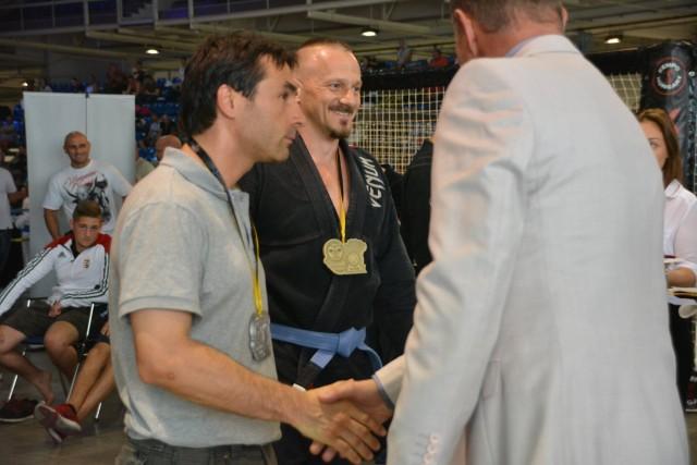 A Gi Grappling Senior -80 kg kategória győztesei