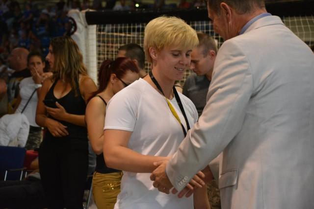 A NoGi-Cage Grappling Női 70 kg kategória győztesei