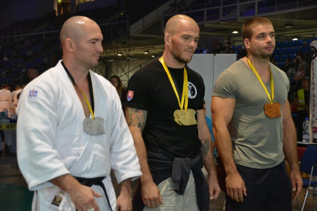 A NoGi-Cage Grappling Férfi 90 kg kategória győztesei