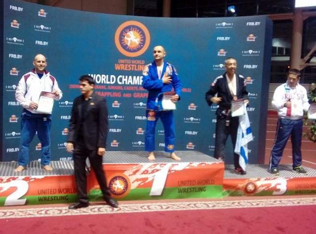 Stágel György második helyezett lett!
