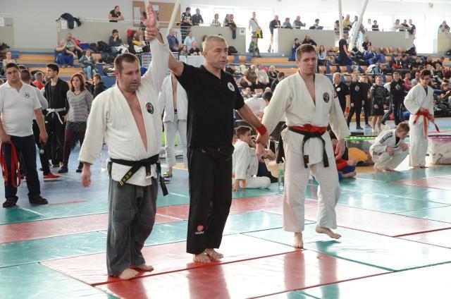 Mindhárman a Magyar Ju Jitsu Szövetség mesterei