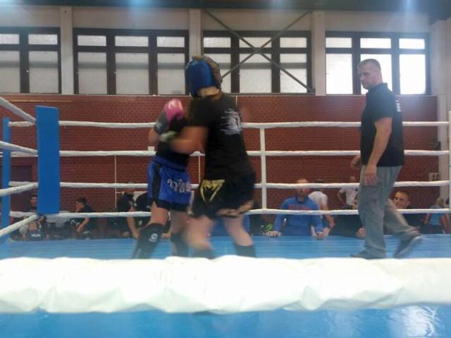 ... és a ringben