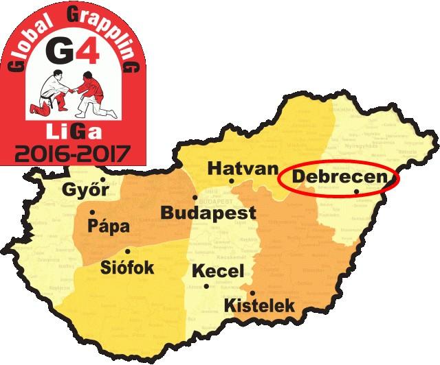 A verseny a G4 Grappling Liga 2016-2017-es évadának 4. fordulója