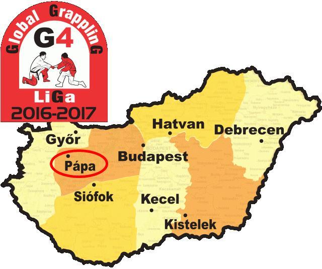 A verseny a G4 Grappling Liga 2016-2017-es évadának 6. fordulója