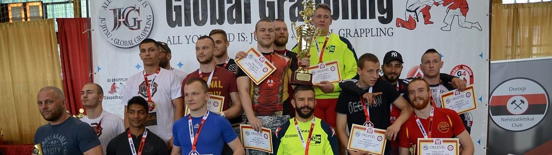 2017 évi Gi és NoGi Grappling Csapatbajnokság – beszámoló