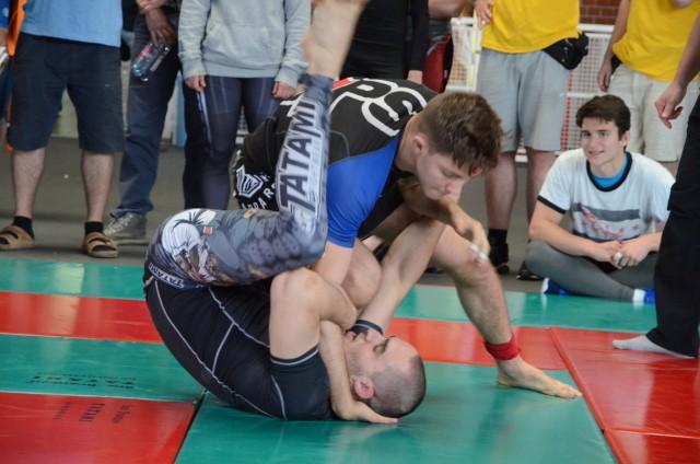 A Férfi -80 kg NoGi Open döntője
