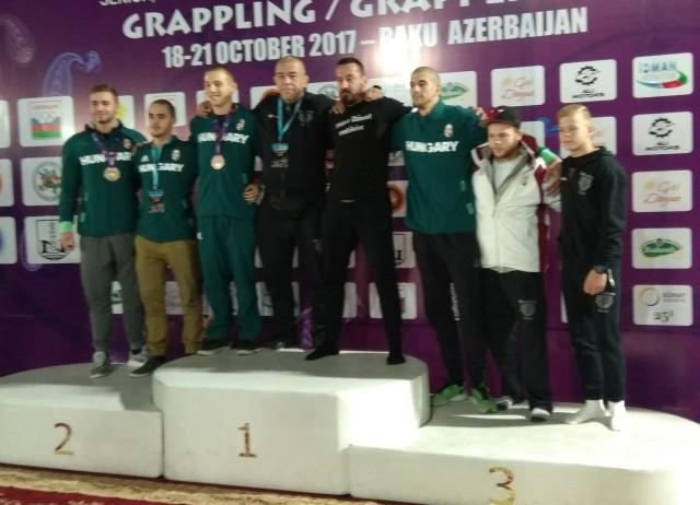 A Bács-Team versenyzői négy érmet szereztek