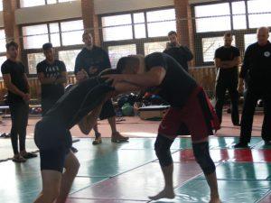 NoGi küzdelem