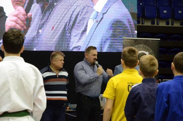 Növényi Norbert olimpiai bajnok megtisztelte jelenlétével a versenyt