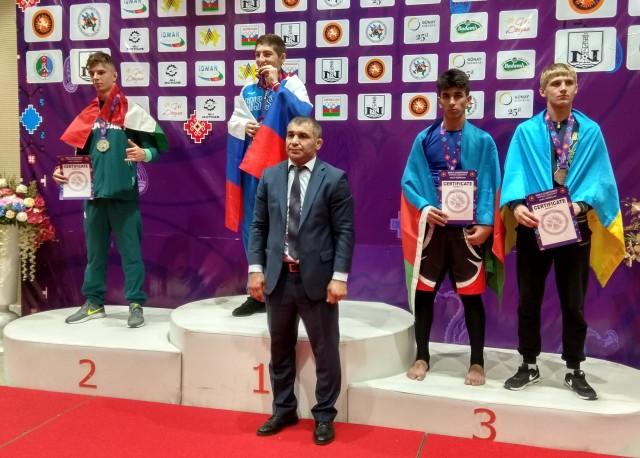 Varga Márk egy ezüst és egy bronzérmet nyert