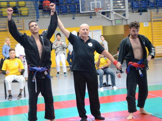 Gi Férfi 66 kg. kategóriában Magyar Bajnok Pataki Botond