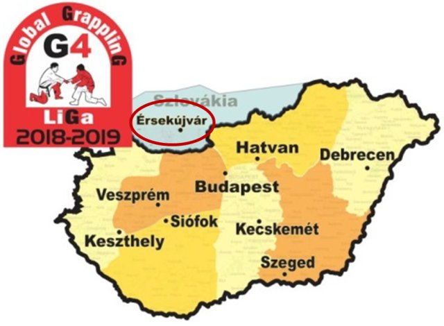 Második versenyünk Szlovákiában